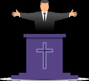 pastor welcomes